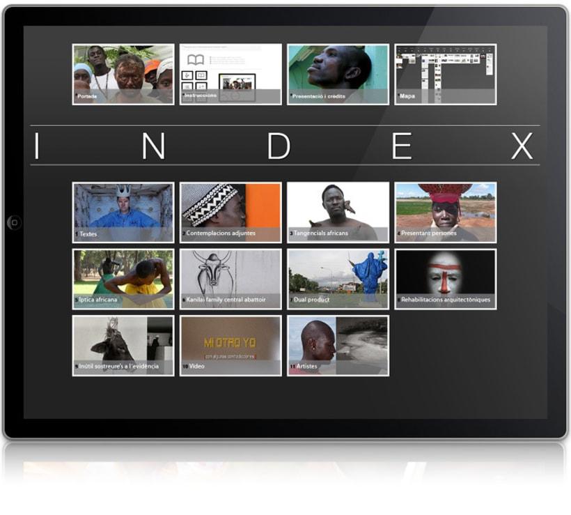 Catálogo digital para Es Baluard 2