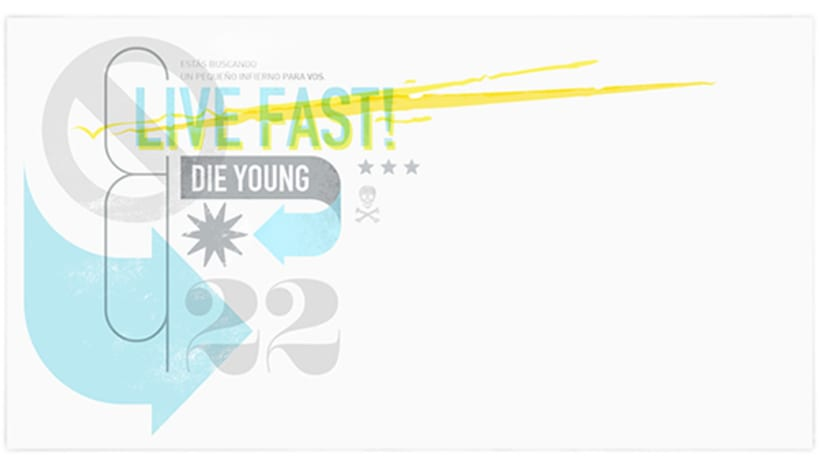 Live Fast / Die Young 2
