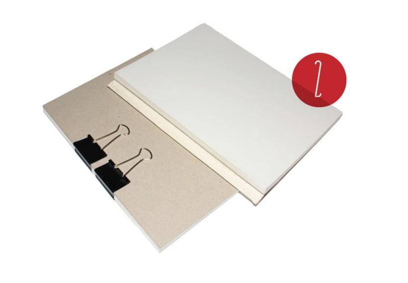 Hecho a mano - miSketchbook 4