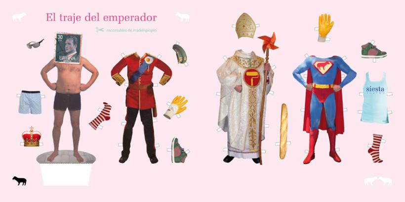 El traje del emperador 4
