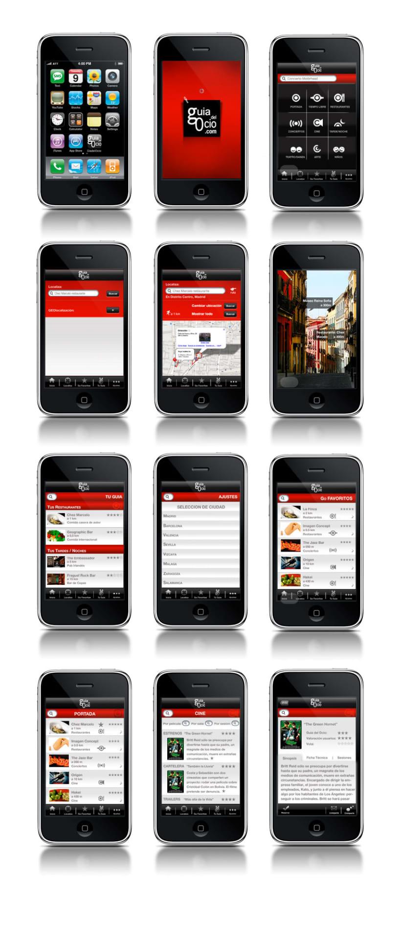 Diseño App Smartphone 1