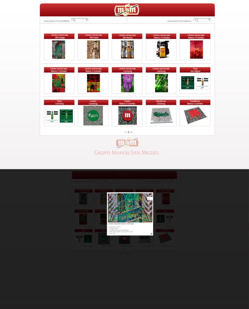 Diseño Catálogo OnLine 1