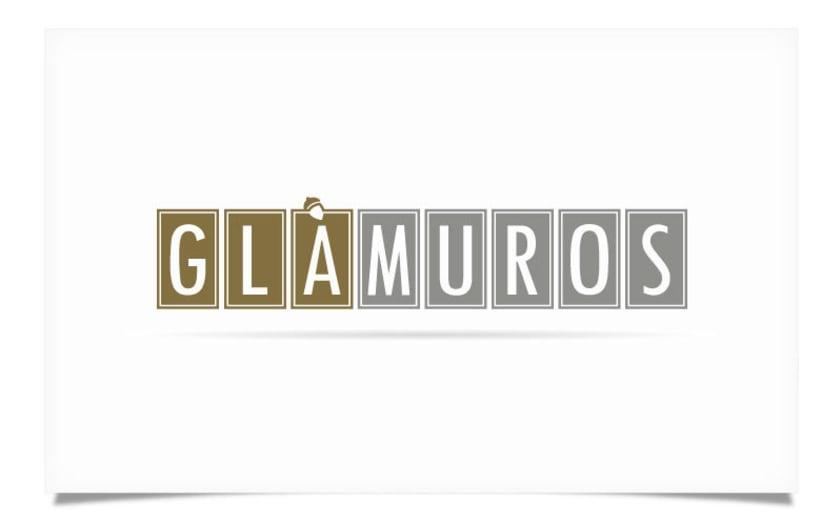 Logotipo Glàmuros 3