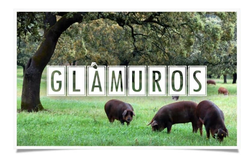 Logotipo Glàmuros 2