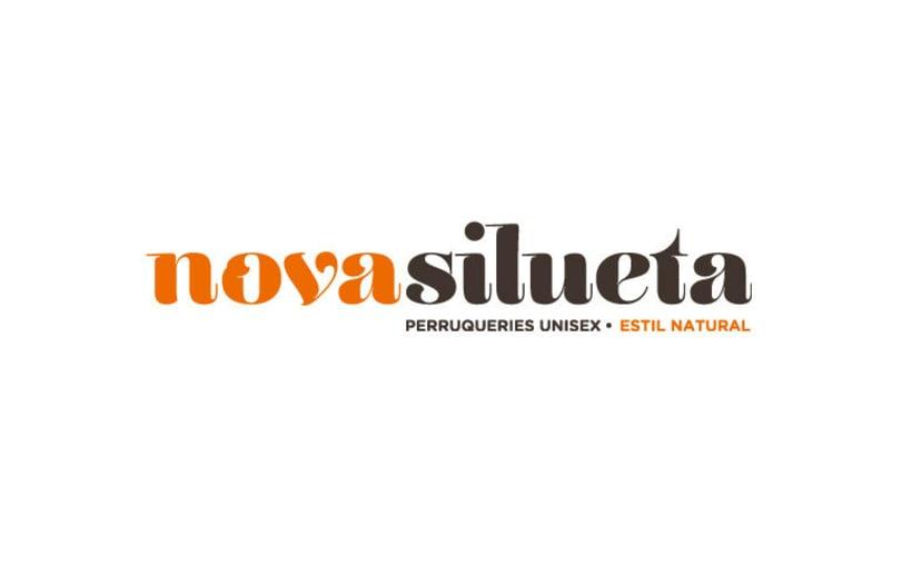 Logotipo Nueva Silueta 3