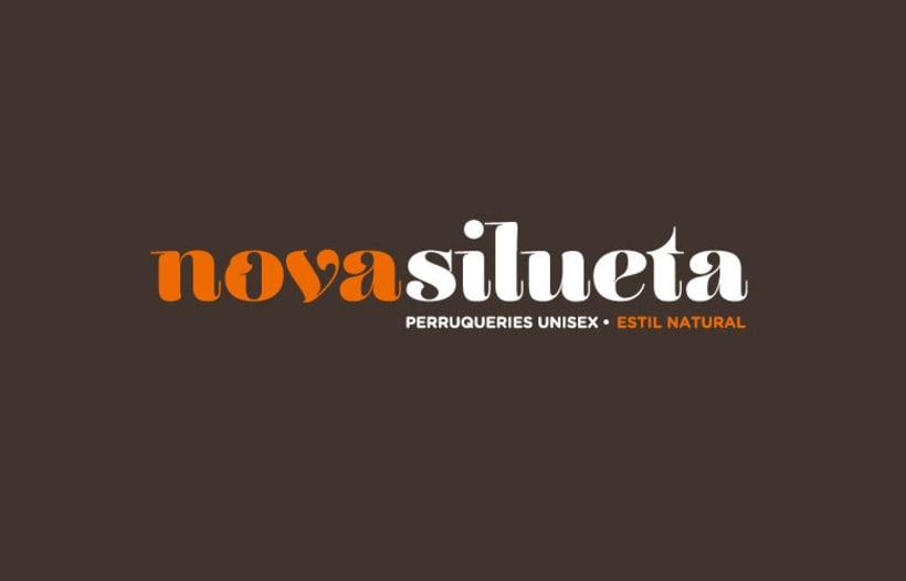 Logotipo Nueva Silueta 2