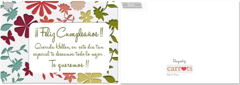 Diseño de tarjetas 3