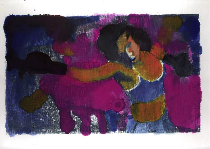 Ilustraciones: mural  3