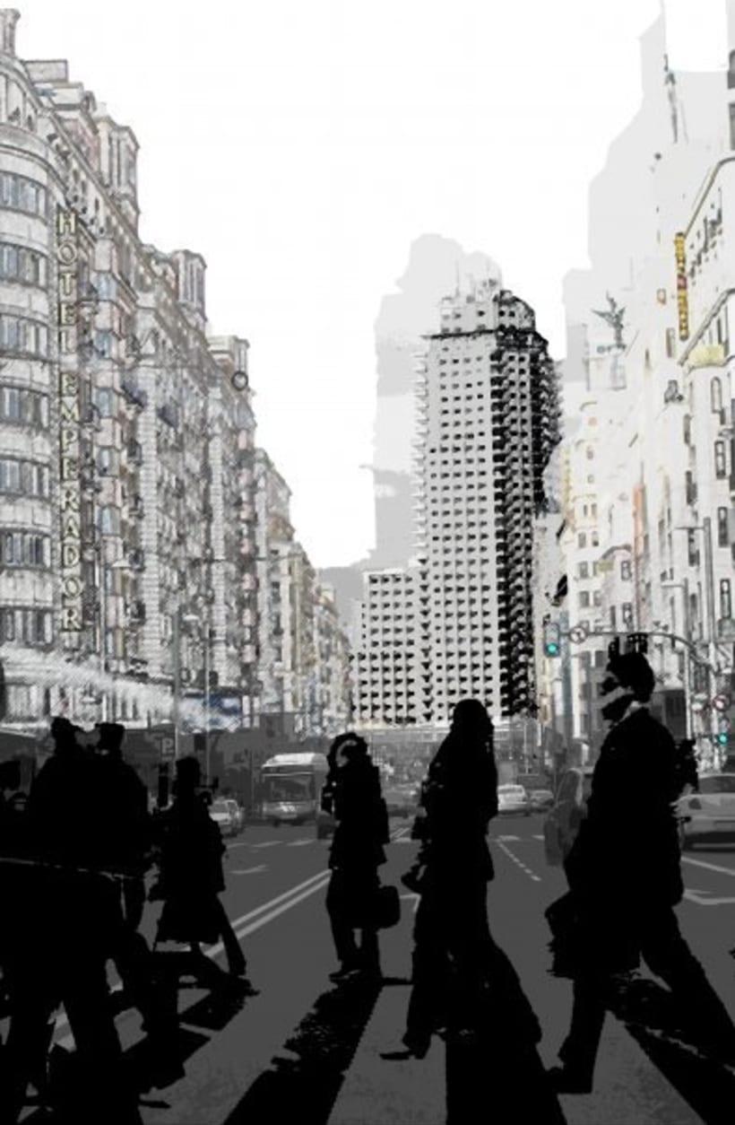Lunes en Madrid 1