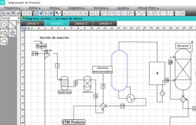 Diagramador Procesos 1
