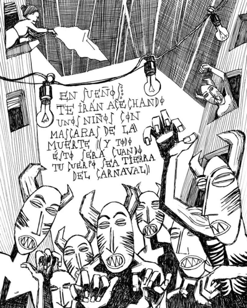 Fanzine ¨El Sueñero Ilustración¨ 1