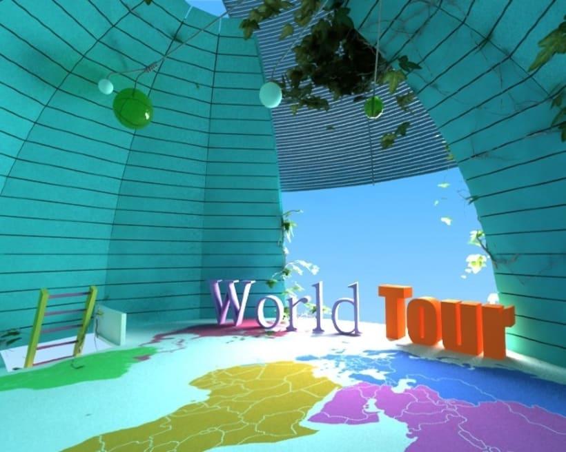 Decorado Virtual Club Banyetes 3