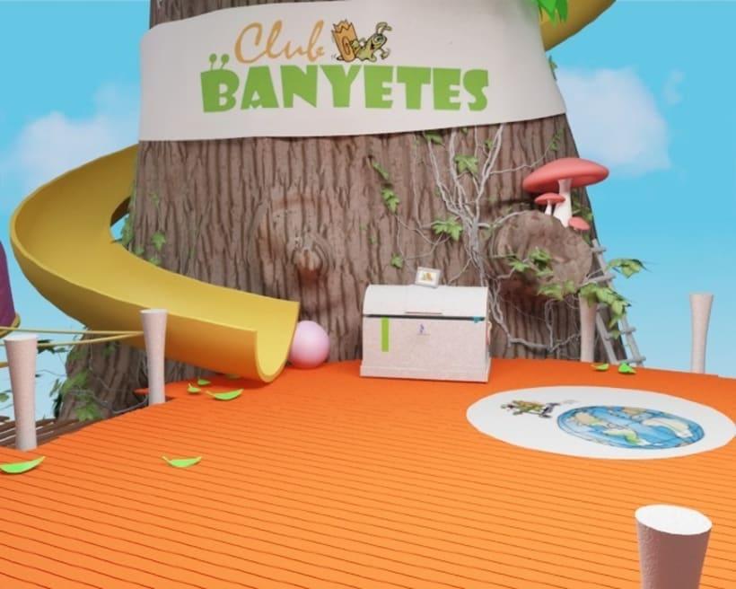 Decorado Virtual Club Banyetes 2
