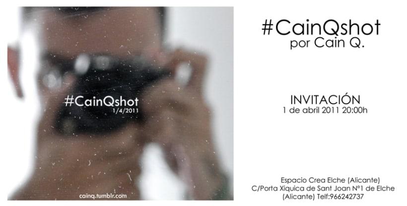 #CAINQSHOT 1