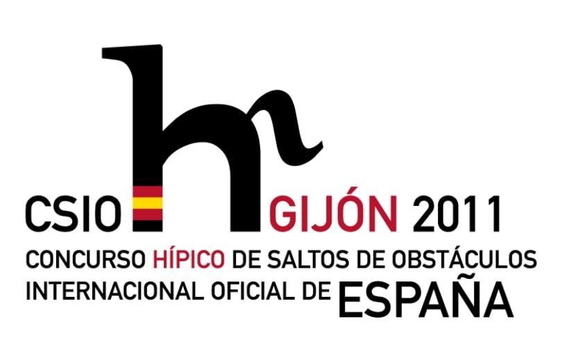 Concurso Hípico Internacional de Gijón 1