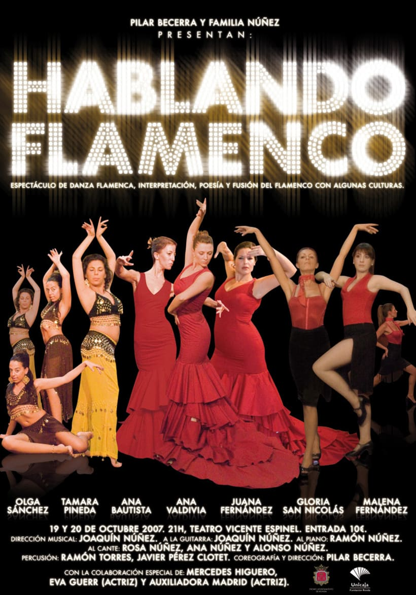 Hablando Flamenco 1