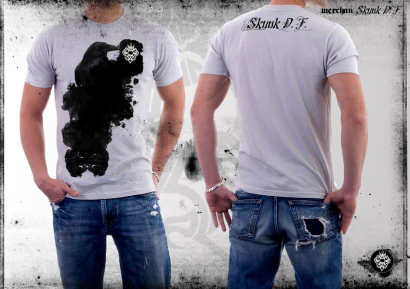 Merchandising Skunk D.F. 7