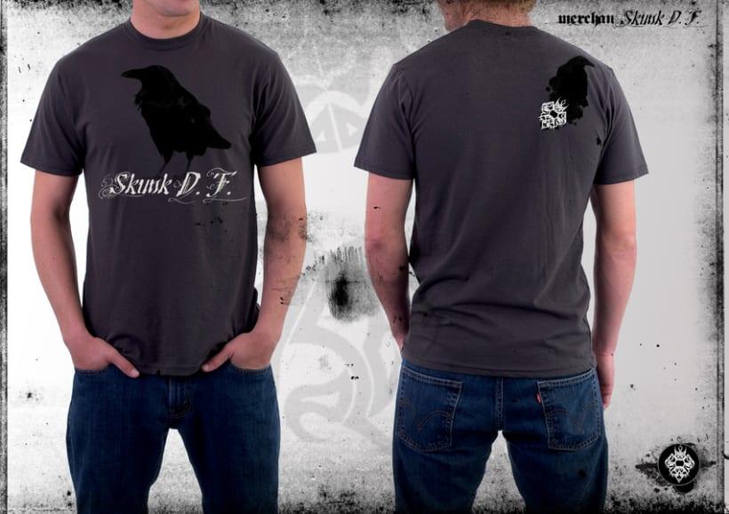 Merchandising Skunk D.F. 6