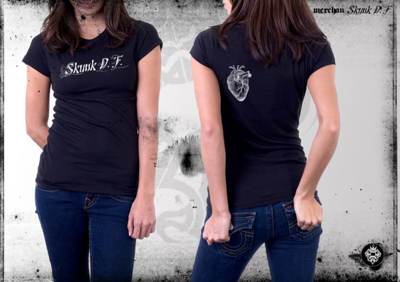 Merchandising Skunk D.F. 4