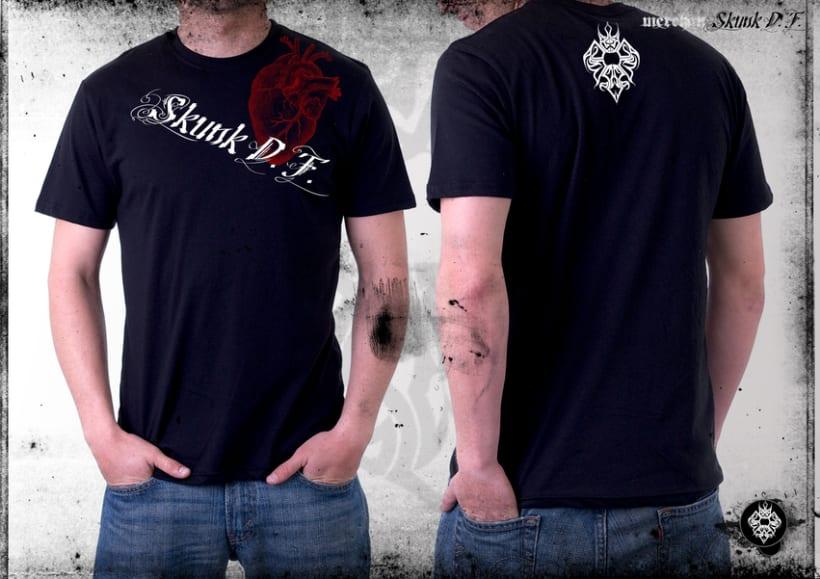 Merchandising Skunk D.F. 3