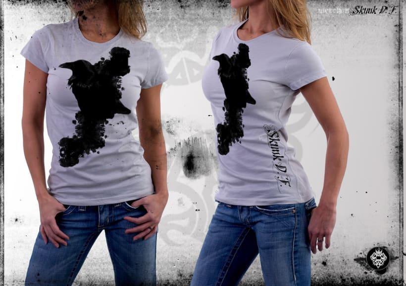 Merchandising Skunk D.F. 2