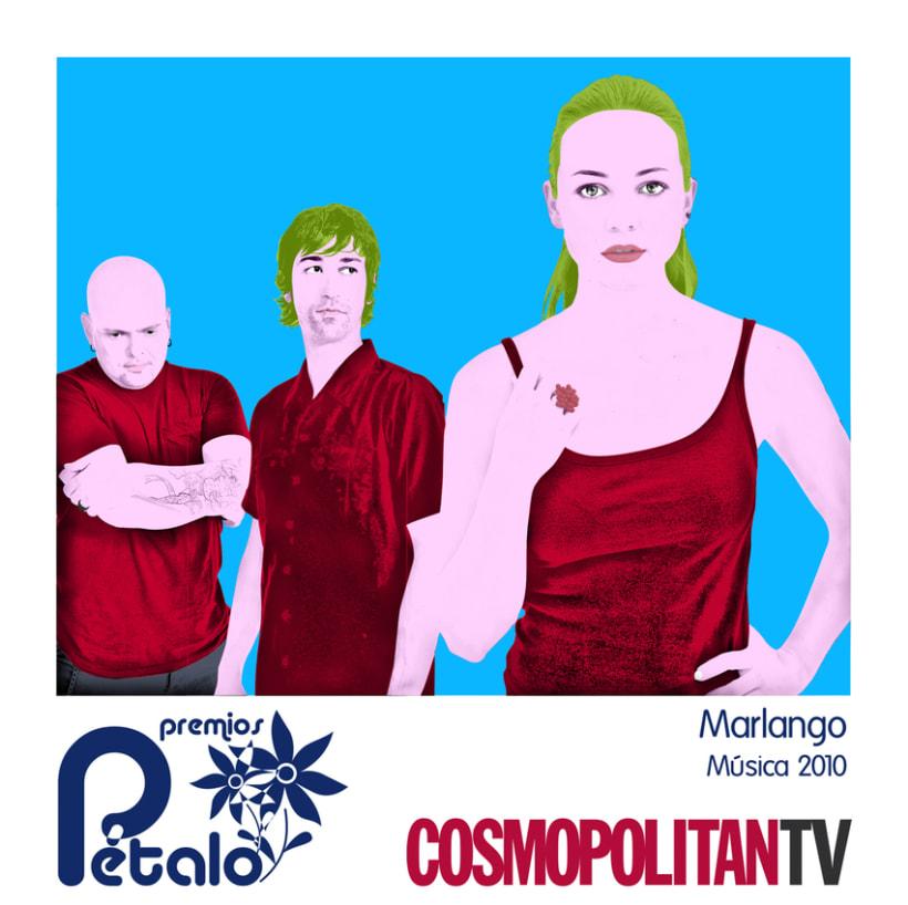 Premios Cosmopolitan 2010 3