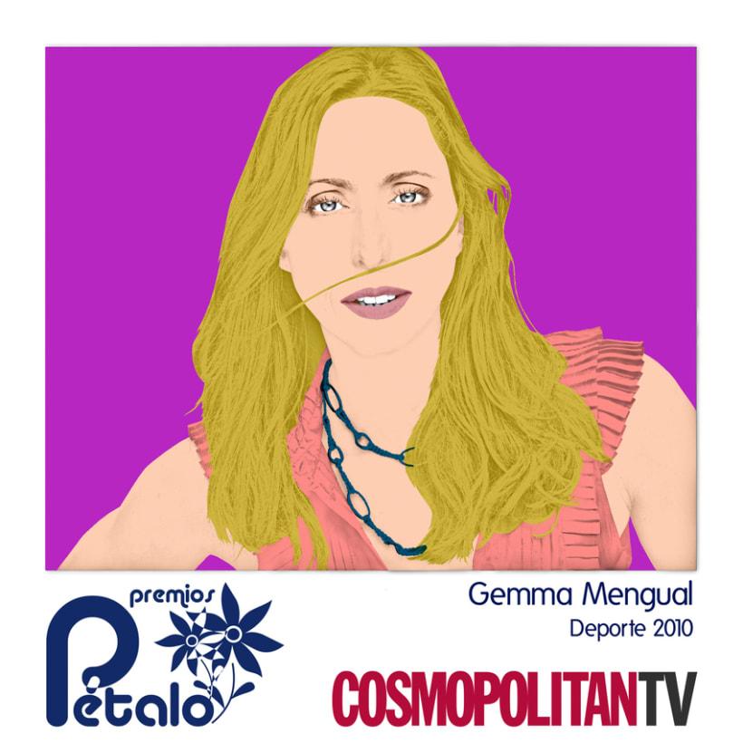 Premios Cosmopolitan 2010 2
