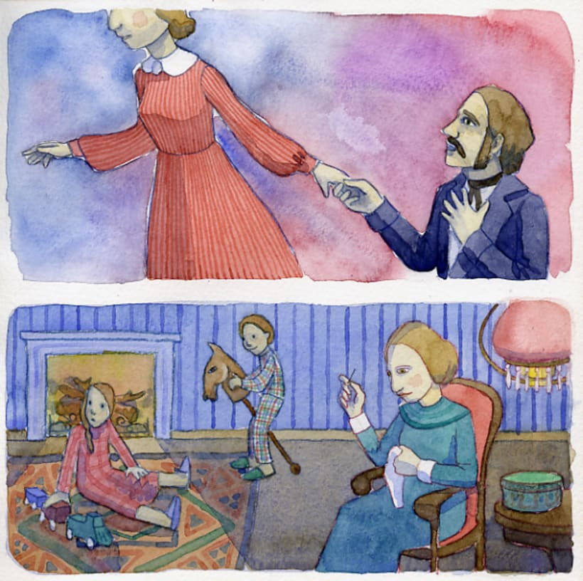 Biografía Charlotte Brontë 5