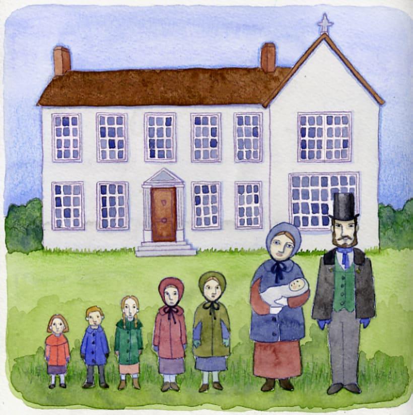Biografía Charlotte Brontë 2