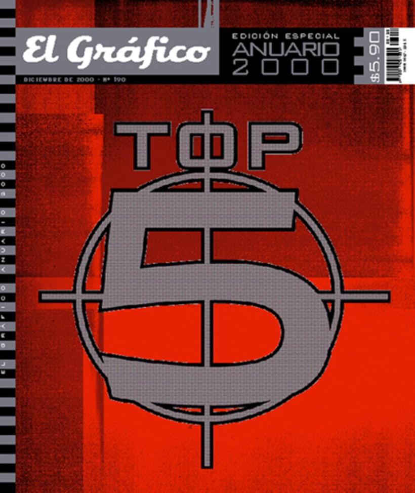 REVISTA EL GRAFICO 15