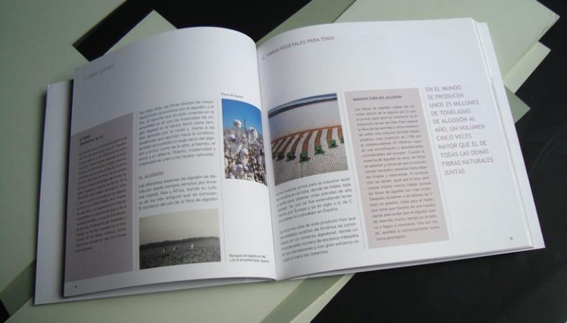 Fibras vegetales. Libro 4