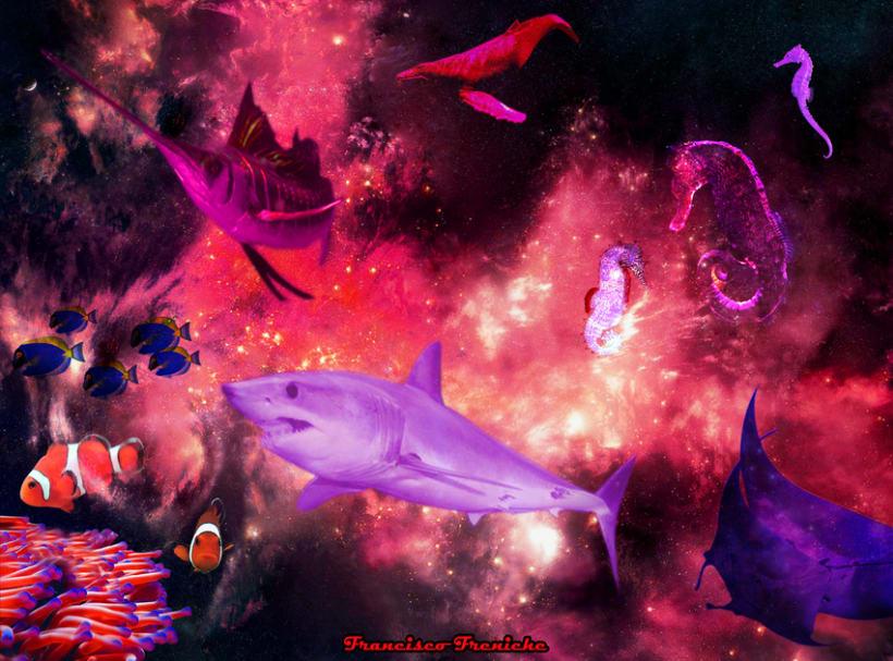 Galaxias y Océanos 1