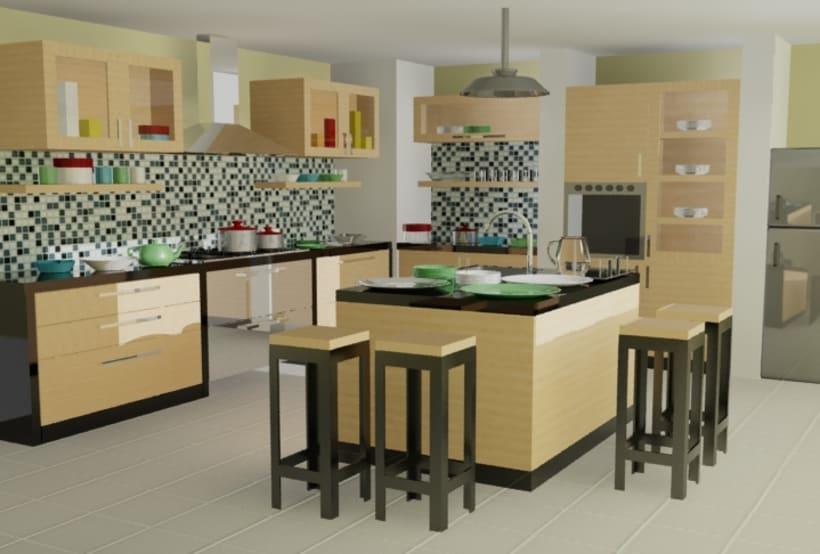 Trabajos 3D Studio Max 3