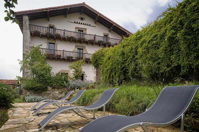 Hotel Rural Akerreta 6