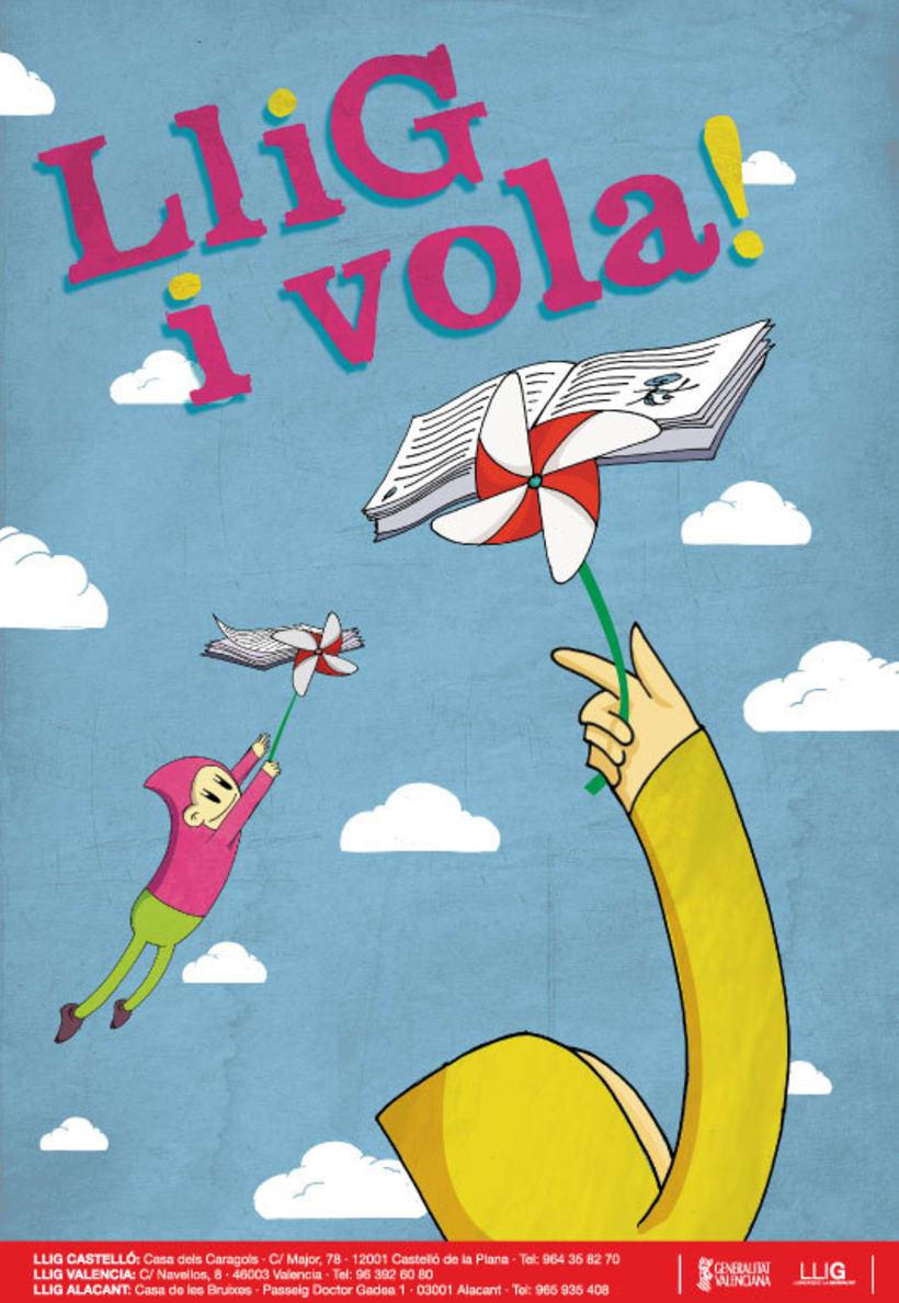 LliG i vola! 4