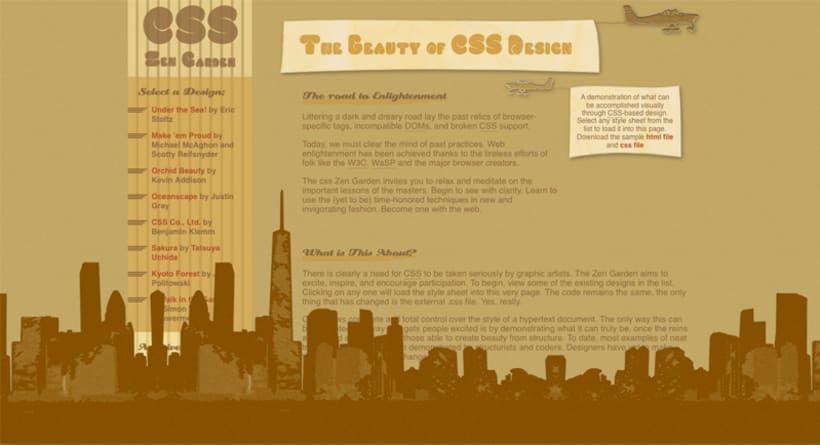 Diseño de CSS 2