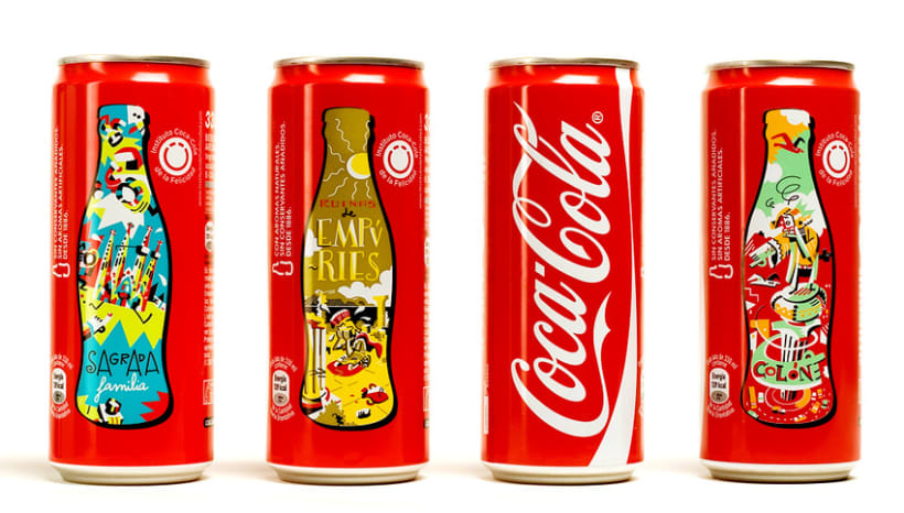 Coca-Cola packaging 1