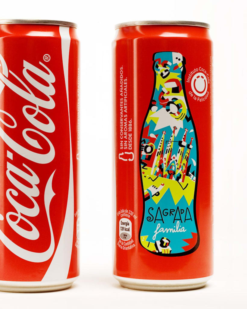 Coca-Cola packaging 2
