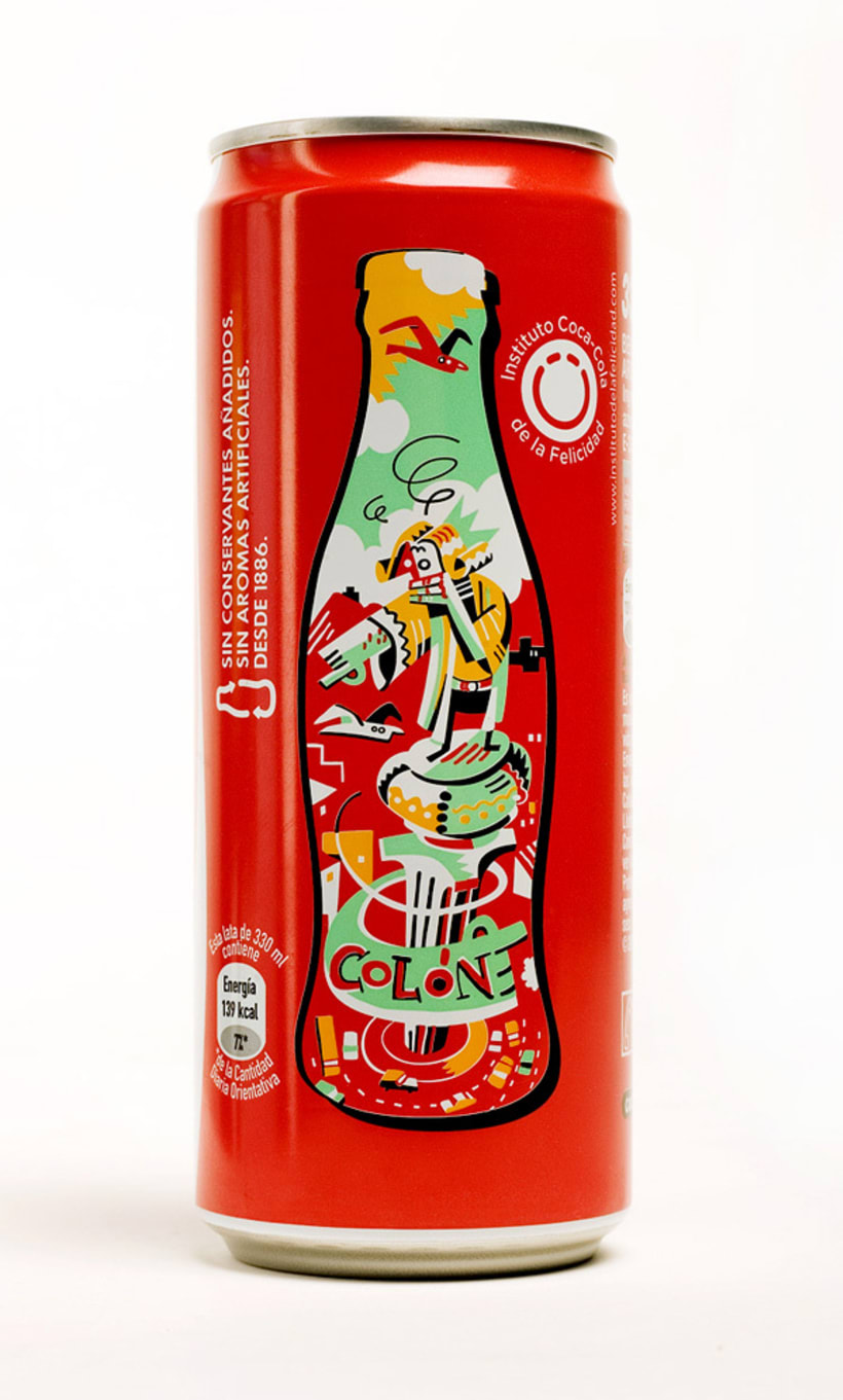 Coca-Cola packaging 4