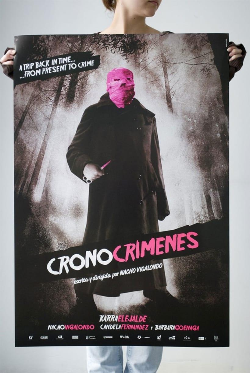 Cronocrímenes 2