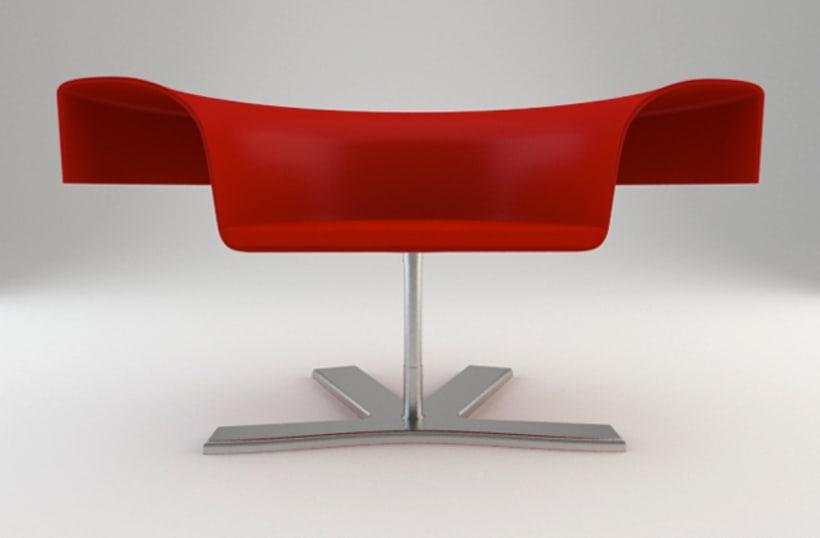 Diseño de Producto - ROSE CHAIR 4