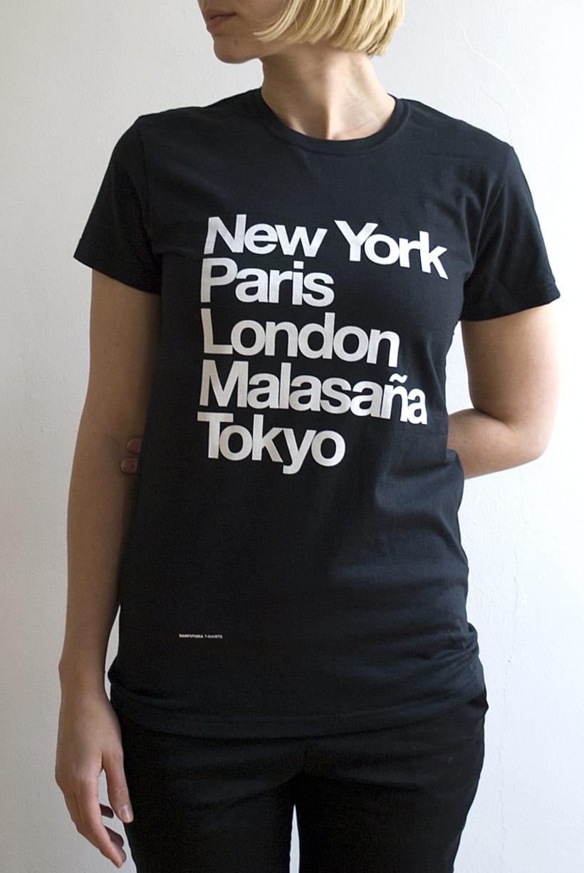 Malasaña T-shirt 8