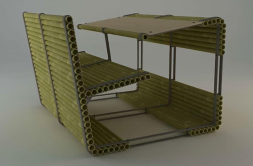 Diseño de Producto - ECODESK 1