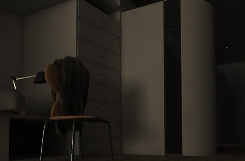 3D - Copenhaguen Tietgen Kollegiet+Harbour Baths 5