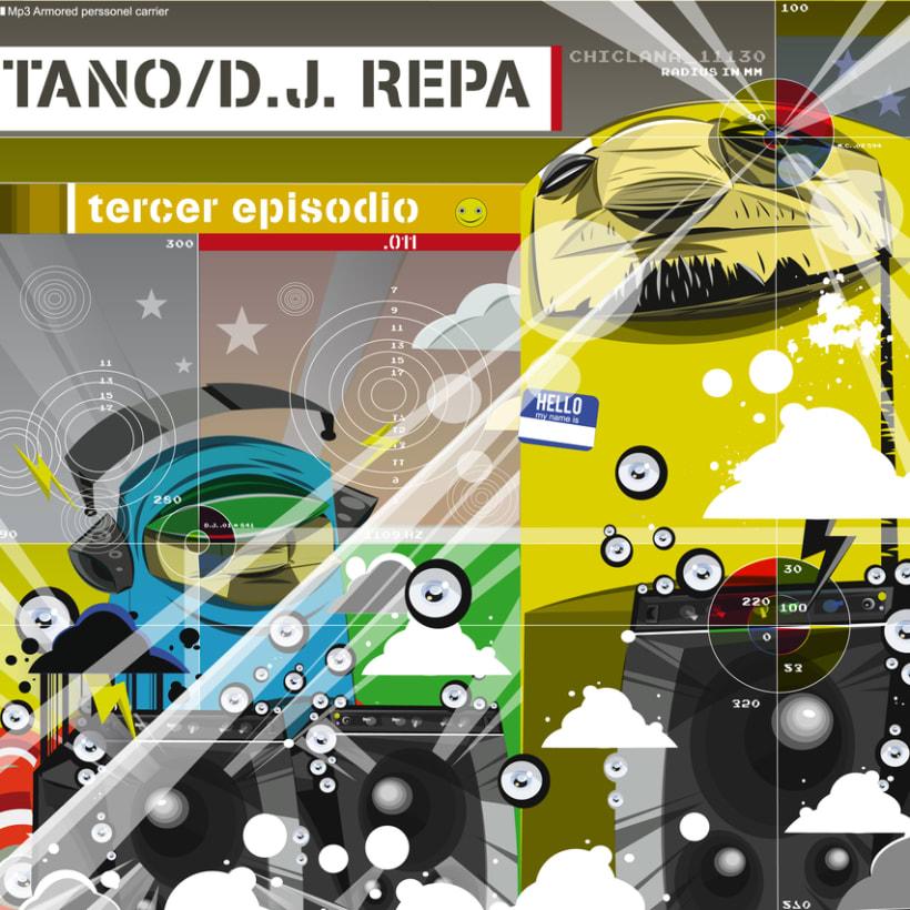 Tano & Dj Repa:Tercer Episodio 1