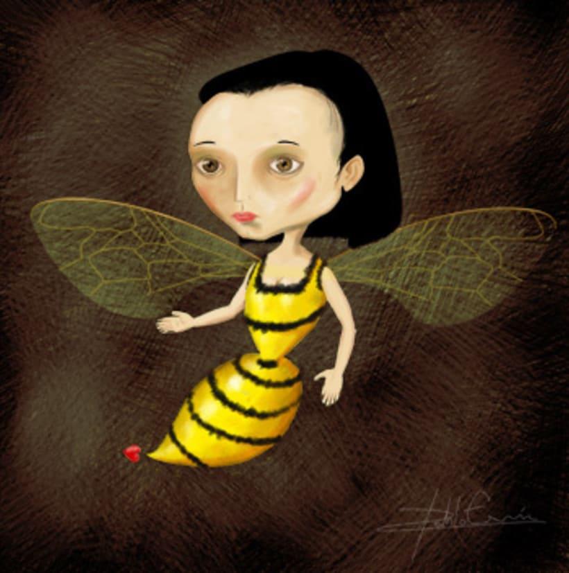 Illustration - Odd Girls 1