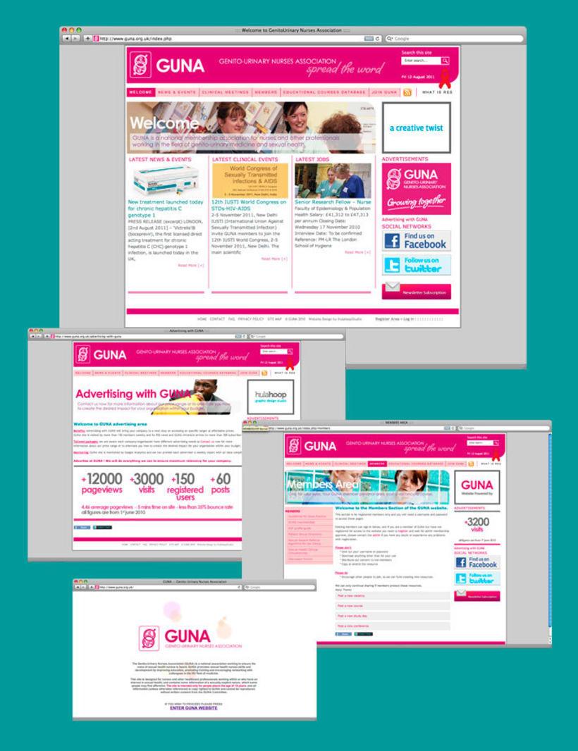 Web GUNA 2