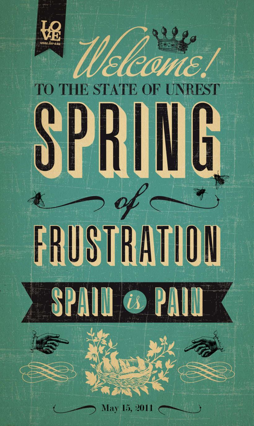 Spring of Frustration 2