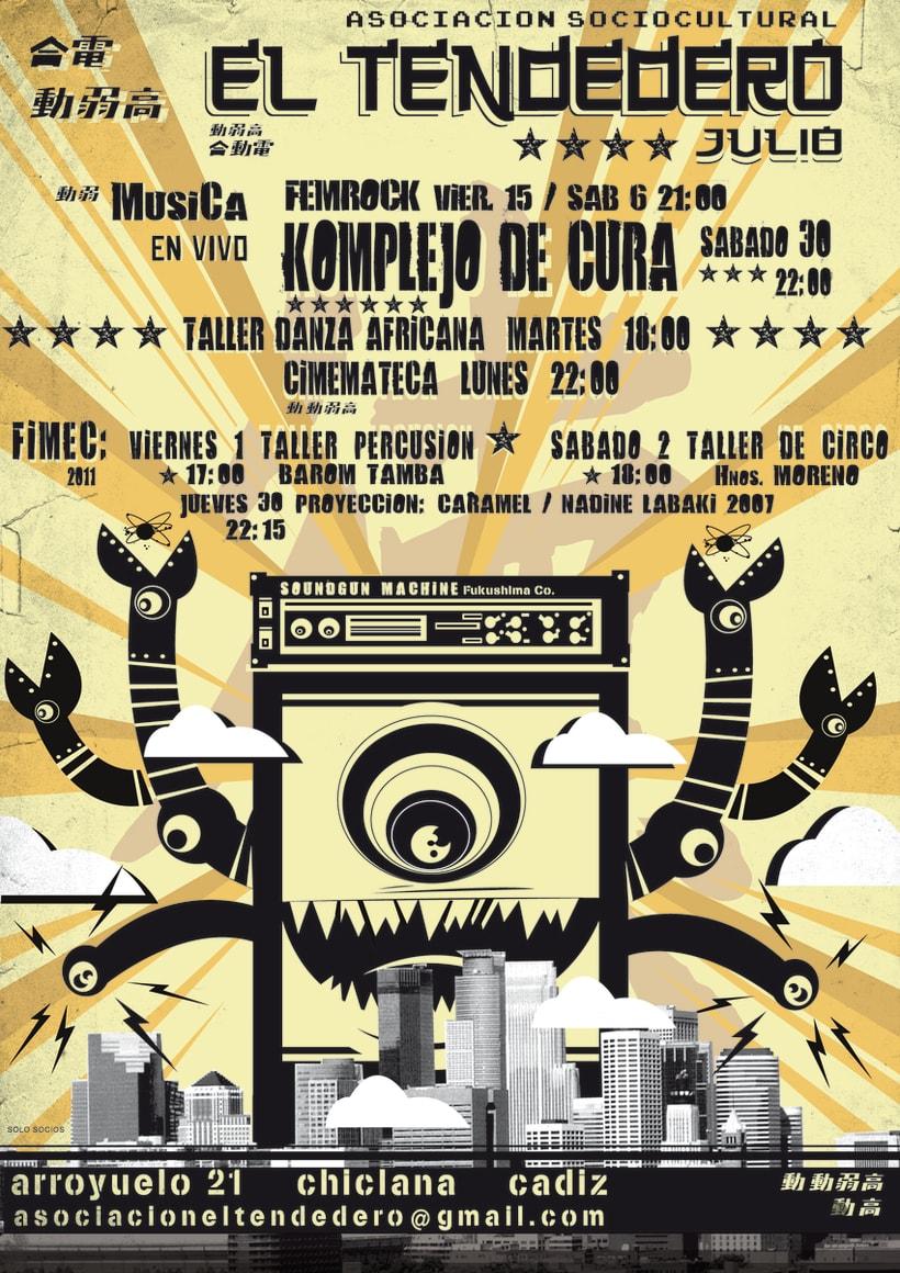 Fukushima mutant party! 1