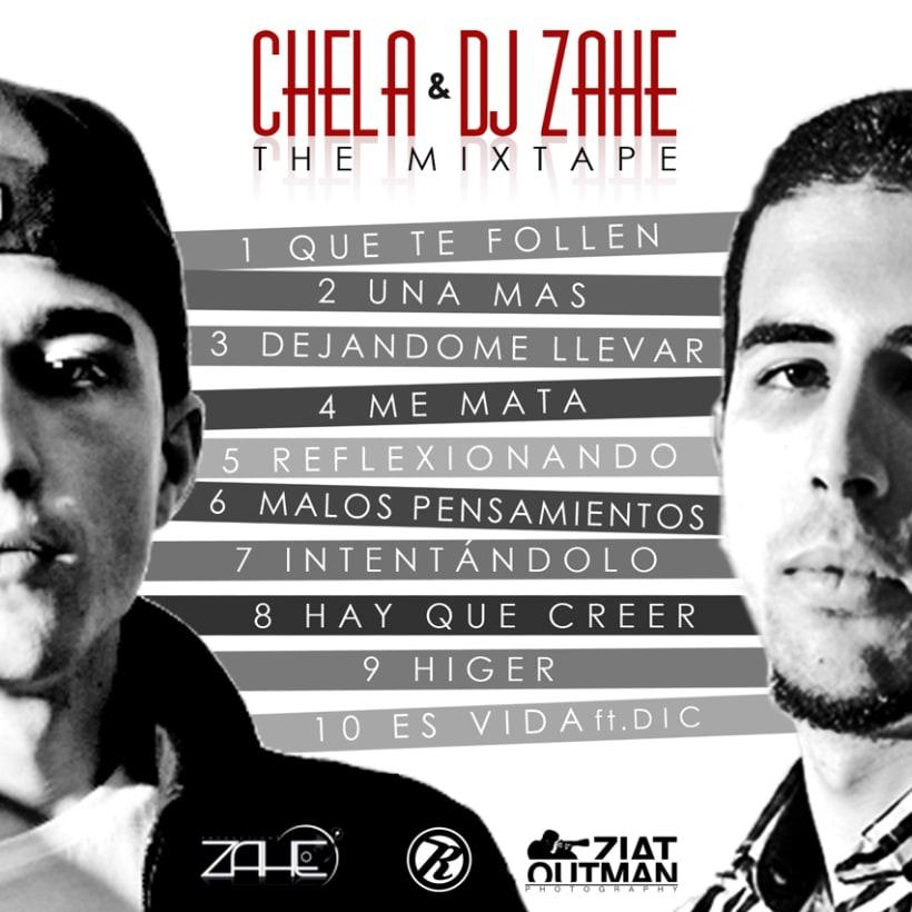 Portada Chela & Dj Zahe 3
